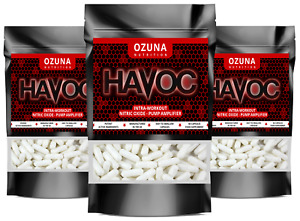 NITRIC OXIDE PUMP PILLS (STRONGEST WORKOUT BOOSTER) INCREASE VASCULARITY TABLETS