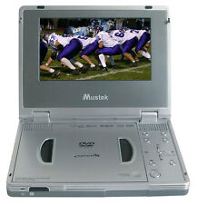 Mustek PL407 7-inch Travel Portable DVD Player with Anti-shock Protection, RFB