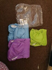 Doggy Diapers. Pack Of Three. New
