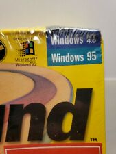 A - VINTAGE SYMANTEC INTERNET FASTFIND WINDOWS 95 WINDOWS NT 4.0 New and Sealed