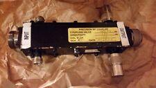 Precision RF Coupler Coupling Value -36.52 db Directivity >28 db
