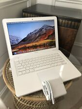 "Upgraded Apple MacBook White 13"" / New 1TB Solid State Hybrid Drive"