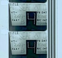 """Advertising 16mm Film Reel- Seattle First National Bank """"Check"""" (SB30)"""