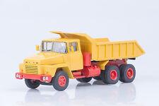 KrAZ 251 USSR dump truck 1981, exhibition version H782 1:43 Nash Avtoprom