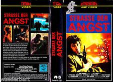 """VHS - """" Neil Jordan`s - ANGEL - Strasse der ANGST """" (1982) - Stephen Rea"""