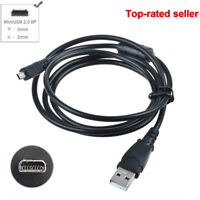 3ft USB DC Battery Charger Data Cable Cord For Nikon Coolpix S4100 S2800 Camera