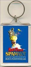 Spamalot. The Musical. Keyring / Bag Tag.