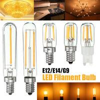 Dimmbar E12 E14 G9 1W/2W COB LED Kühlschranklampe Leuchtmittel für Kühlschrank