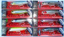 DUO Realis Pensil 110 SW Japan Wobbler, Angeln, Köder, Hecht, Raubfische NEU