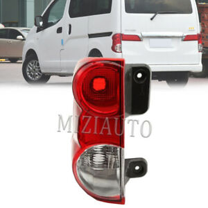 2009-ON Luce posteriore DRIVER OFF SIDE RH NIS011 Si Adatta Nissan NV200 Van MPV