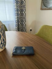 NEW!! 100% authentic TORY BURCH NAVY  wallet