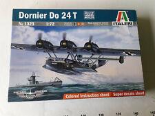 Dornier Do 24 T - Italeri 1/72 - 4 décoration dont Aéronavale - photo-découpe