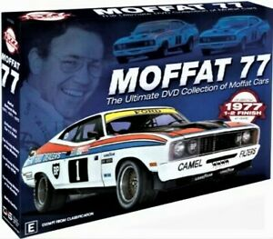 Moffat '77 - The Ultimate DVD Collection Of Moffat Cars MOTOR RACING NEW R4
