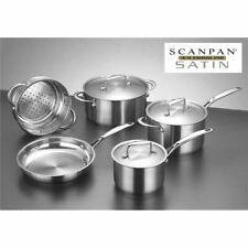 Scanpan - Satin 5pc Cookware Set