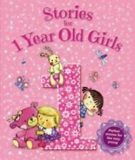 Storybooks - Stories for 1 Year Old Girls - Baby (Igloo Books Ltd) (Young Stor,