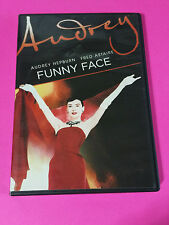 Funny Face (DVD 1957) Audrey Hepburn & Fred Astaire - FREE SHIPPING!!