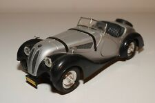WW 1:16 POLISTIL TG-3 TG3 BMW 328 GREY WITH BLACK EXCELLENT CONDITION