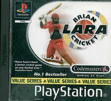 Brian Lara Cricket Sony Playstation 1 PS1 3+ Game