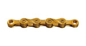 KMC X9 Ti-N Chain - 9 Speed - 114L - Gold