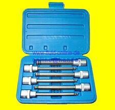 BGS 4258 Satz Bit Nuss Innensechskant mit Kugelkopf 5-12mm 140mm lang - NEU