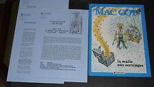 PALACIOS MAC COY LA MALLE AUX SORTILEGES  EO + SERVICE PRESSE 1993
