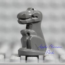 NEW Lego Minifig GRAY BABY T REX DINOSAUR Dino Animal Minifigure Statue 7627