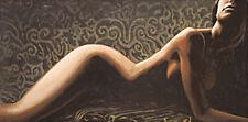 NUDE FEMALE ART PRINT POSTER Baroque by Giorgio Mariani
