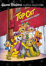 TOP CAT: LA COMPLETA SERIES - DVD - Region Free - Sellado