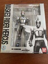 NEW S.H.Figuarts Masked Kamen Rider Kabuto HERCUS Action Figure BANDAI Japan