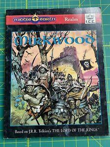 MERP - Mirkwood - 2nd Edition (VG+, Very Rare, Long OOP)