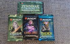 Magic The Gathering Sealed Cards