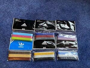 Adidas Wristbands - 6 Packs (18 Wristbands) - NEW!