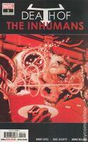 Death of Inhumans #1 Variant (2018) Marvel Comics 1st Appearance of Vox