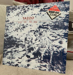 """Yazoo You And Me Both 12"""" Vinyl LP 1983 Mute Records"""