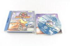 Sega Dreamcast Speed Devils Game Pal Complete