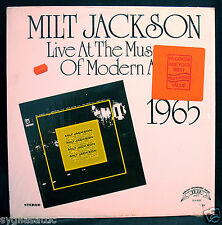 MILT JACKSON-Live At The Museum Of Modern Art-Jazz Album In Shrink-TRIP #TLP5553