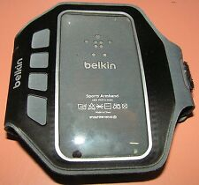 Belkin Easefit Plus Sports Armband iPhone 5/5s/5c, iPod touch 5th gen Black/Gray