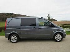 Crew Cab Vito Commercial Vans & Pickups