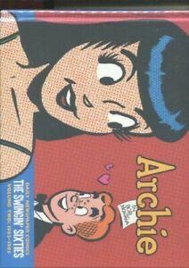 ARCHIE DAILY NEWSPAPER COMIC STRIPS 1963-1965 BOB MONTANA HARDCOVER NEAR MINT