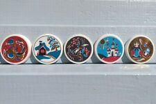 Série complète de fèves RUSSES 1999 Filet or * 102