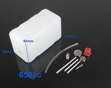 650cc Gasoline Fuel Tank for 50-60cc RC Plane, Car, Boat Engine, US 005-02006