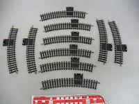 AL263-0,5# 10x Trix Express/International H0/DC 4372 Anschlussgleis, NEUW+OVP
