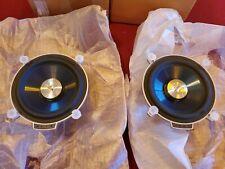 Boston Acoustics Pro50 Component Woofers (x2) NEW! Audiophile OLD School!!!