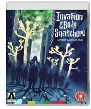 Invasion of The Body Snatchers Blu-ray DVD Region 2