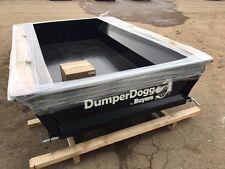 NEW Dumper Dogg 8' Steel Dump Insert 2 CU yard 6000lbs capacity 5531000