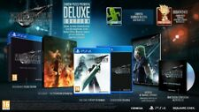 FINAL FANTASY VII REMAKE DELUXE EDITION [PS4]  (SOLD OUT) - NEW&SEALED