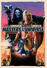 Masters Of Universe Poster 02 Letrero De Metal A4 12x8 Aluminio