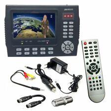 "SAB Meter 3510 HD DVB-S / S2 und MPEG-2/4 Digitales Satfinder 4,3"" LCD-Farbdispl"