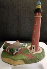 "Ponce DeLeon Lighthouse 7"" Historic American Lighthouses Danbury Mint"