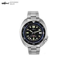 6105 Reissue Vintage Dive Watch Turtle Homage Wristwatch Men Green lume NH35A